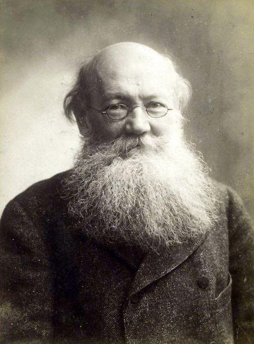 Pyotr Kropotkin, 1900